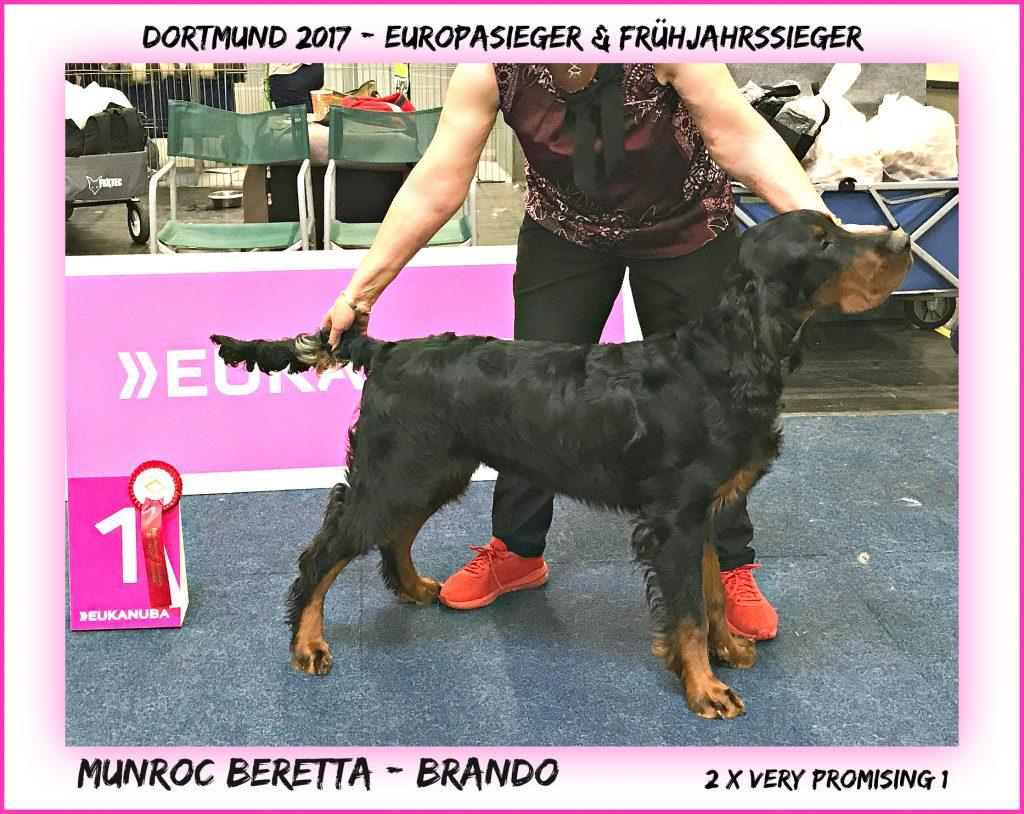 Munroc Beretta homepage